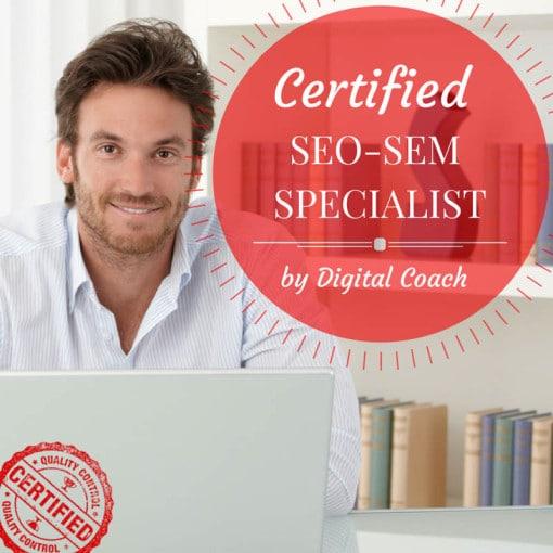 Certificazione SEO e SEM Specialist