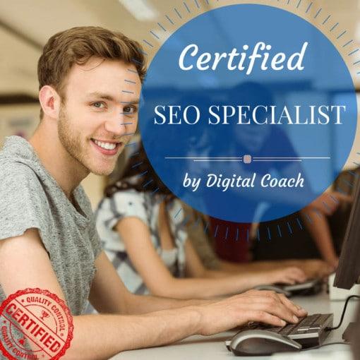 Certificazione SEO SPECIALIST