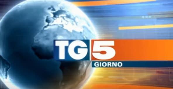 Lavoretti sul TG5