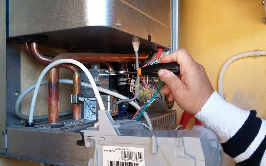 Guasti caldaie riello codici di errore e casi particolari for Caldaia ad acqua di plastica