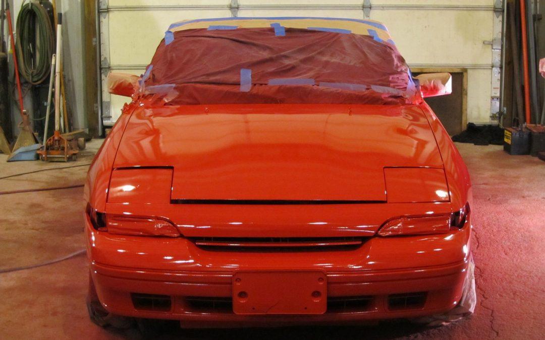 Fai da te: misurare lo spessore della vernice della tua auto