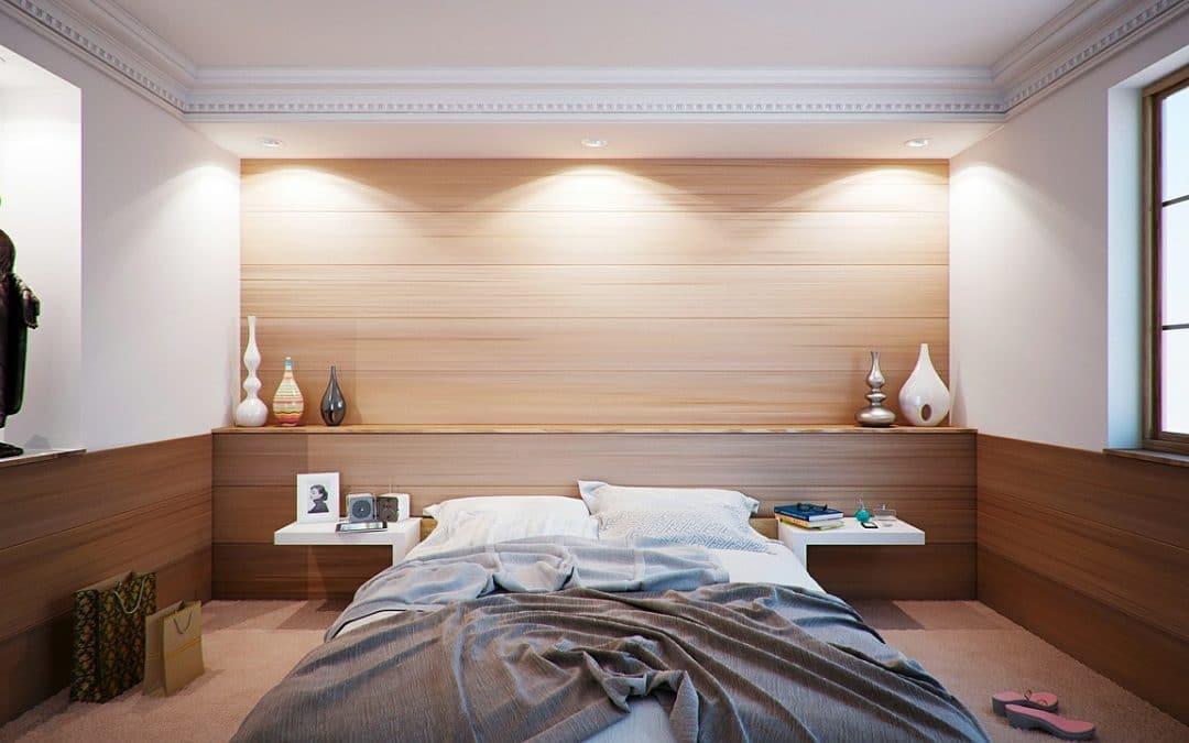 Ristrutturazione della camera da letto - Tabbid Blog