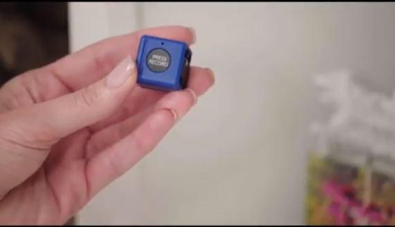 Telecamera senza Fili: Cop Cam telecamera di sicurezza
